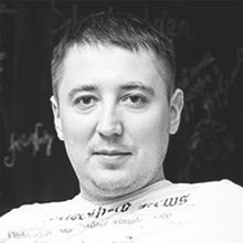 Керівник напряму Євген Шевченко